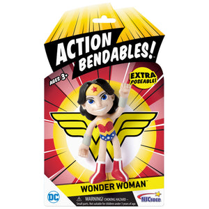 Wonder Woman Action Bendable