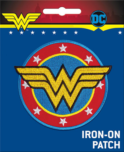 Wonder Woman Logo Patch