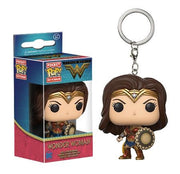 Wonder Woman Movie Pop Keychain