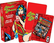 Wonder Woman Retro Playing Cards