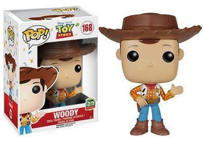 Woody Pop Figure