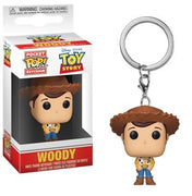 Woody Pop Keychain