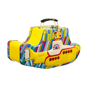 Yellow Submarine Shaped Tin Tote