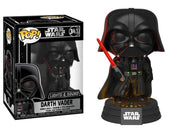 Electronic Darth Vader Pop Figure