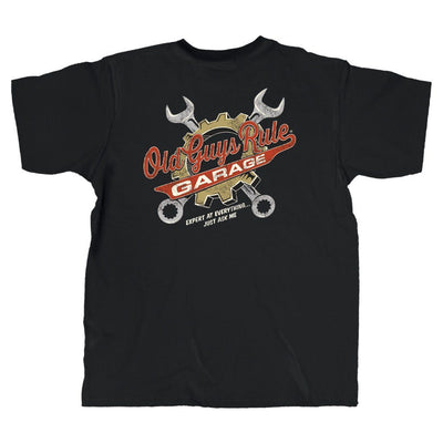 Crossed Wrenches Tee