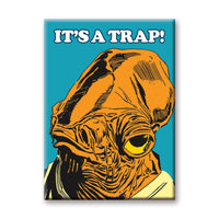 Star Wars - It's a Trap! Magnet