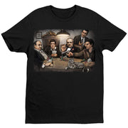 Gangsters Playing Poker Tee