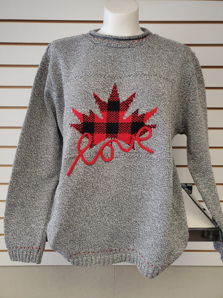 Love Canada Sweater
