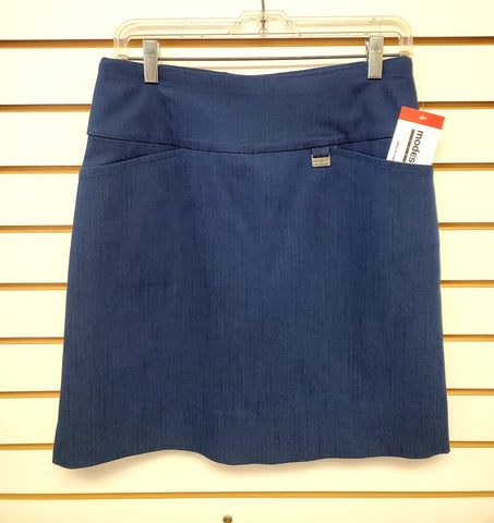 Skort - Denim Blue