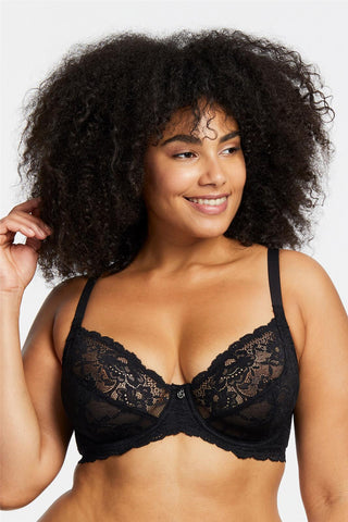 Divine Full Coverage Lace Bra