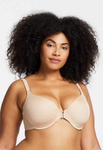 Ultimate Back Smoothing Bra - Nude