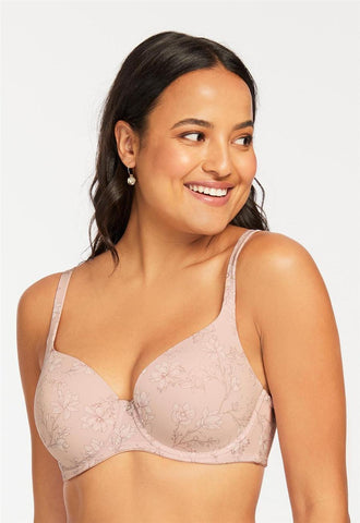 Pure Plus Full Coverage T-Shirt Bra  - Gardenia