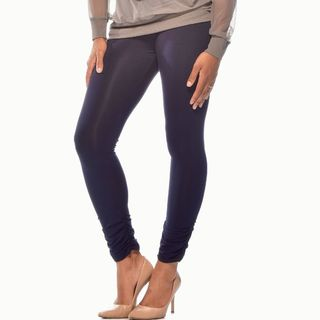 Bamboo Legging - Navy