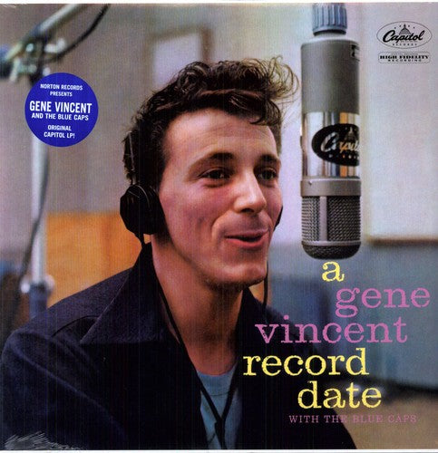 Gene Vincent Record Date