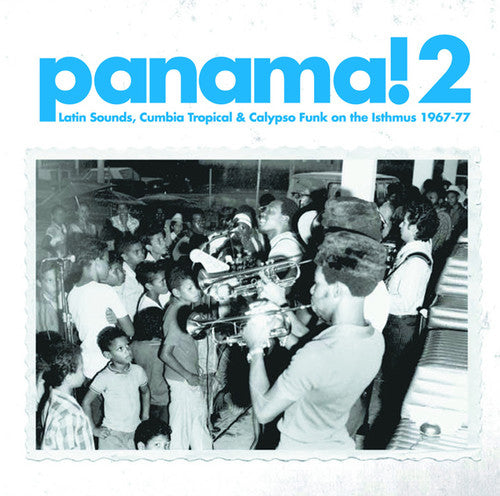 Panama: Latin Sounds Cumbia Tropical 1967-77 / Var
