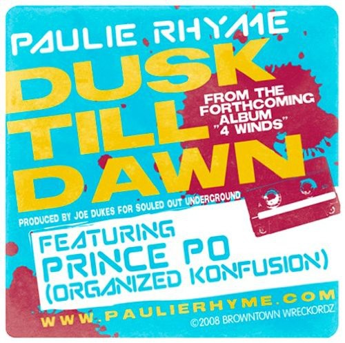 Dusk Till Dawn B/W Next of Kin