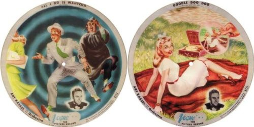 All I Do Is Wantcha / Doodle Doo Doo (Picture Disc