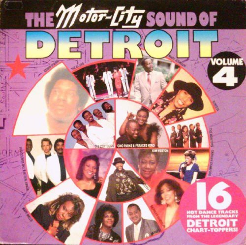 Motown Artists-80's Recordings