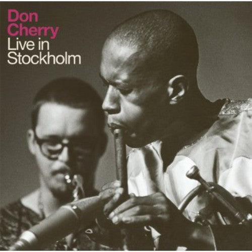 Don Cherry Live In Stockholm