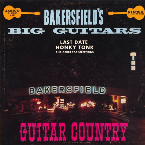 Bakersfield Big Guitars / Various