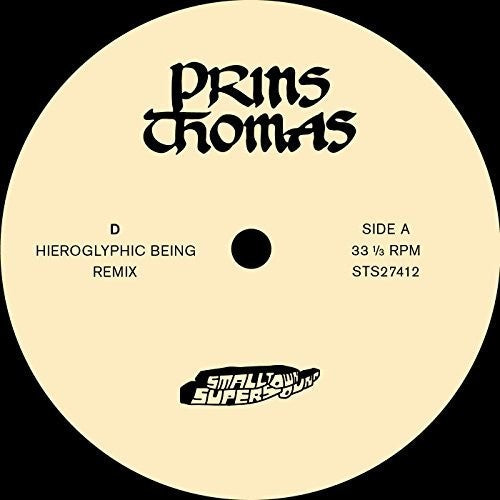 Hieroglyphic Being Remixes
