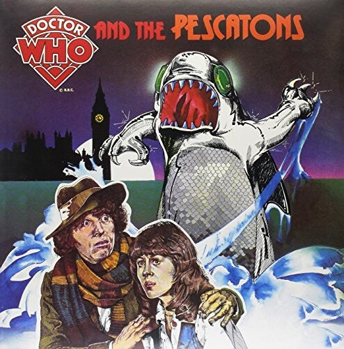 Dr Who & Pescatons / Dr Who Sound Effects / O.S.T.