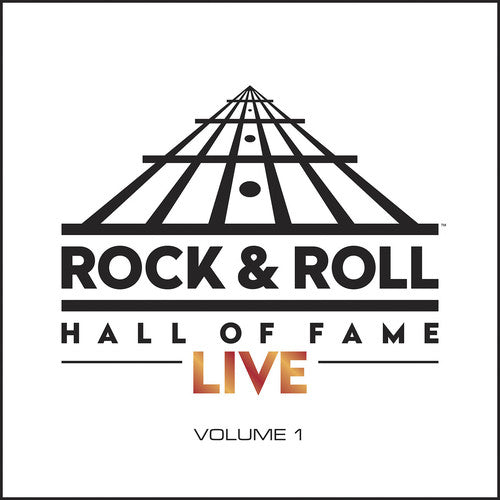 Rock & Roll Hall of Fame Live 1 / Various