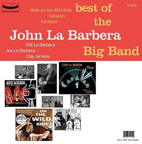 Best of the John La Barbera Big Band