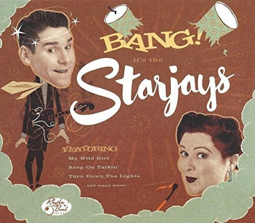 Bang It's the Starjays