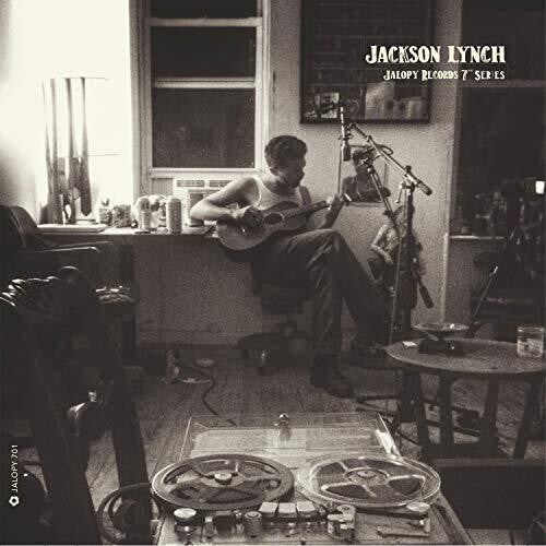Jalopy Records 7 Series: Jackson Lynch