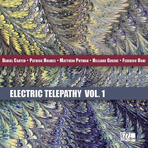 Electric Telepathy Vol. 1