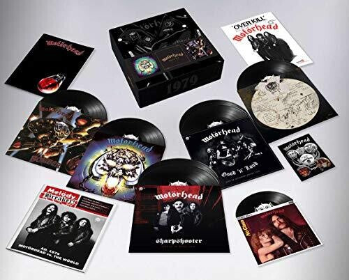 Motorhead 1979 (Box Set)