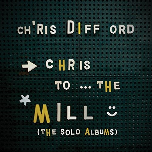 Chris to the Mill (Solo Albums Box Set)