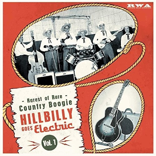 Hillbilly Goes Electric: Rarest of Rare Country 1