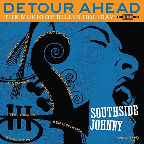 Detour Ahead: Music of Billie Holiday