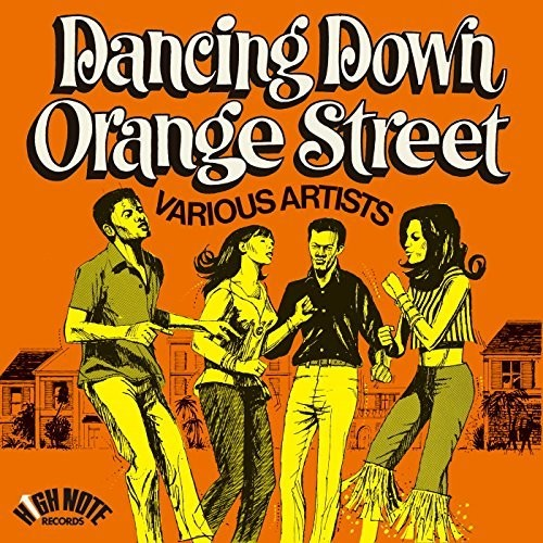 Dancing Down Orange Street / Various