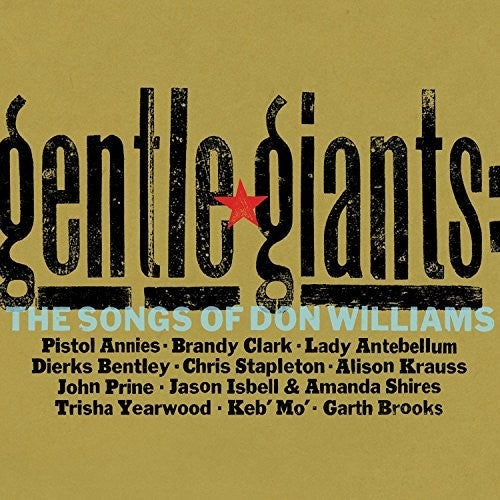 Gentle Giants: the Songs of Don Williams / Various