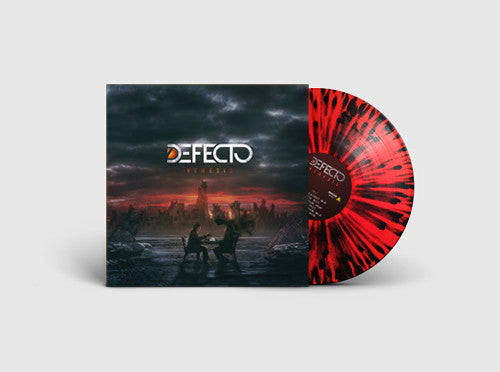 Nemesis (Splatter Red/Black Vinyl)