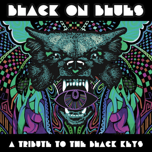 Black on Blues - a Tribute to the Black Keys / Va