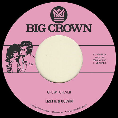 Grow Forever / Now It's Your Turn to Sing