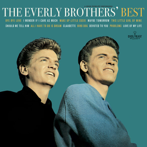 Everly Brothers' Best
