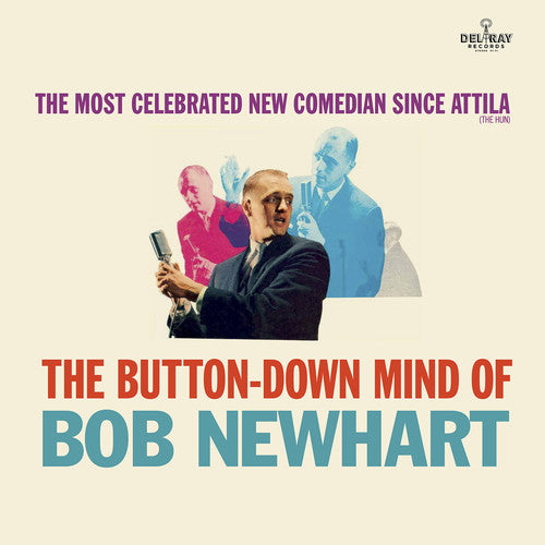 Button-Down Mind of Bob Newhart