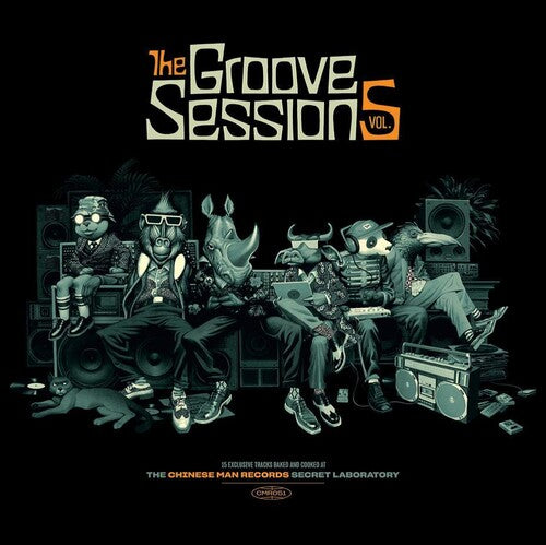 Groove Sessions 5