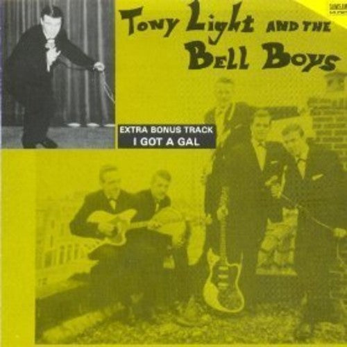 Best of Tony Light & the Bell Boys