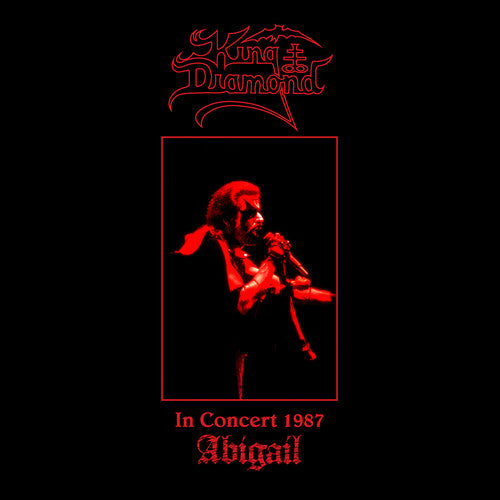 In Concert 1987 Abigail Live