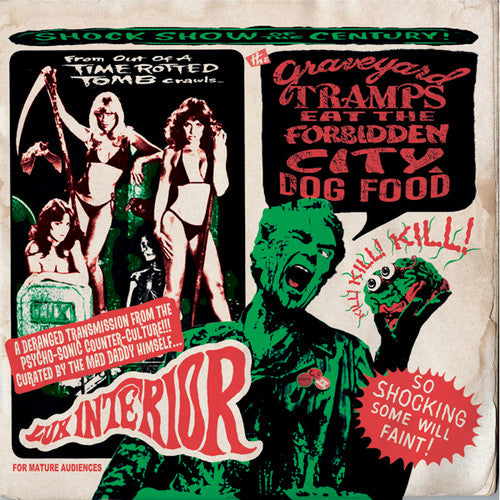 Graveyard Tramps Eat Forbidden City Dog / Various