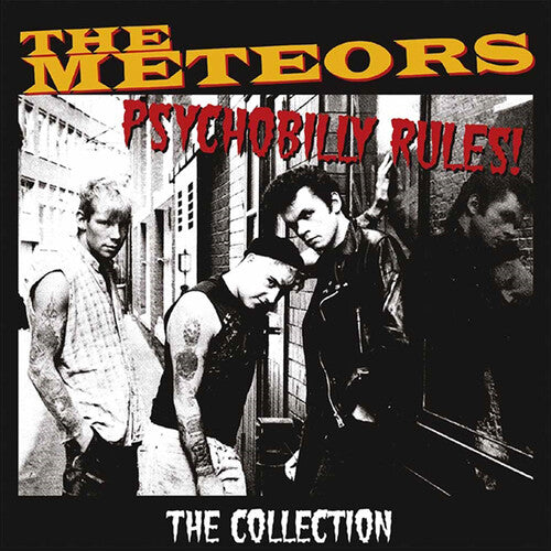 Psychobilly Rules! the Collection