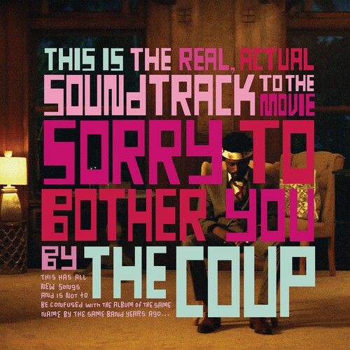 Sorry to Bother You / O.S.T.