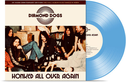 Honked All Over Again (Solid Blue Vinyl)