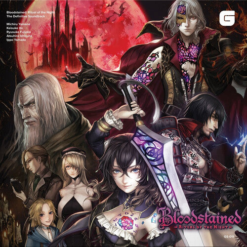 Bloodstained: Ritual of the Night - the Definitive
